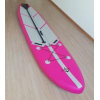 Buy cheap Durable 11'  Inflatable Sup Surf Paddle Anti Skid Long Lifespanwith A Hand Pump from wholesalers