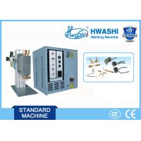 Buy cheap Precision Spot Welder , Mini Spot Welding Machine with Single Head or Parallel Gap from wholesalers