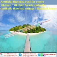 Buy cheap Palmex - Mauritius | Synthetic Thatch | Artificial Palm Leaves | Palapa Maldives from wholesalers