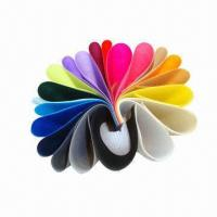 Buy cheap Colorful PP spunbond nonwoven fabric for bag or furniture from wholesalers