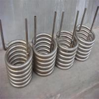 Buy cheap ASTM B338 Gr. 2 Titanium Coil Tube/ Spiral Tube from wholesalers