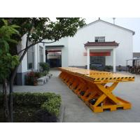 Buy cheap 5000KG Customized Hudraulic stationary scissor lift for workshop , 4S Shop from wholesalers