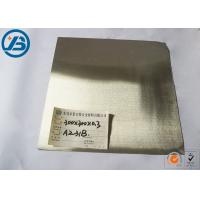 Buy cheap CNC Engraving Machining Tooling Magnesium Alloy Die Casting Sheet 0.3mm from wholesalers