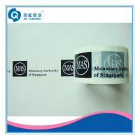 Buy cheap Transparent Tamper Evident Tape from wholesalers