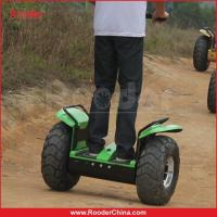 Buy cheap Foot Powered Self Balancing Scooter 36V For Leasing / Tour / Patrol from wholesalers
