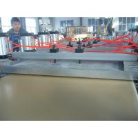Buy cheap Professional WPC Extrusion Machine For Panel Fence Low Energy Consumption from wholesalers