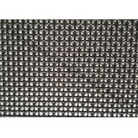 Buy cheap 1200x2000MM Stainless Steel Wire Mesh With Black Color For Window Mesh Screen from wholesalers