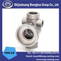 Buy cheap Investment Casting Valve Parts Solenoid Valve from wholesalers