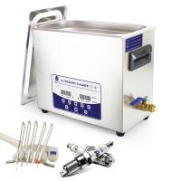 Buy cheap Medical Benchtop Ultrasonic Cleaner Removing Biological Fluids From Laboratory Glassware product