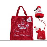 Buy cheap Christmas Hat Shopping Bag from wholesalers