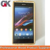 Buy cheap for sony xperia z1 l39h cherry wood from wholesalers