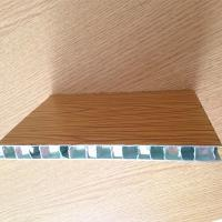 Buy cheap Aluminum honeycomb core sandwich panel composite boards from wholesalers