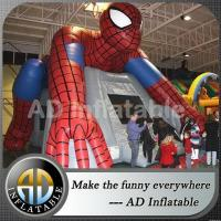 Buy cheap Spiderman inflatable jumper bounce house for kids from wholesalers