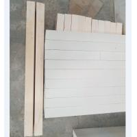 Buy cheap Fefractories fused cast AZS used recycling blocks for glass furnace from wholesalers