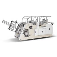 Buy cheap ZF-800 Paper Carton Erecting Machine for making paper box high speed quality boat tray making machine zhongfapack from wholesalers
