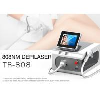 Buy cheap 1800W 808nm Diode Laser Permanent Hair Removal Machine For Bikini Line , Armpit from wholesalers