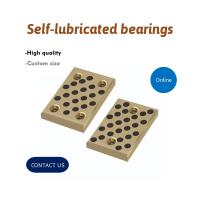 Buy cheap High Load Graphite Bronze Wear Plates Cast Bronze Plate C86300   Oiless Wear Plate Cam units Dayton Moeller Punch from wholesalers