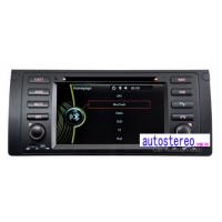 Buy cheap Bluetooth Car Stereo Radio BMW Sat Nav DVD for BMW 5 Series X5 E53 M5 E39 7  Touch Screen from wholesalers