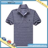 Buy cheap Wholesale Latest Design Mens Cotton Pique Polo Shirt from wholesalers