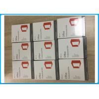 PC 3.0 USB , Office Professional Plus 2016 Genuine Key COA Sticker For 1 Windows