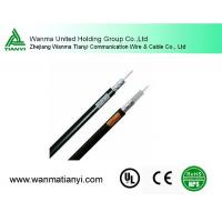 Buy cheap GOOD QUALITY  High Data Rate Communication RG59/RG6 coaxial cable product