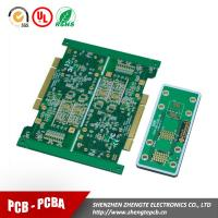 Buy cheap Professional pcb manufacturer in china , Multilayer pcb , shenzhen PCB Manufacturer from wholesalers