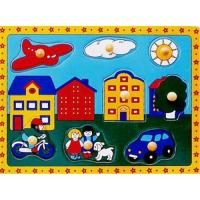 Buy cheap Jigsaw puzzles, peg puzzle from wholesalers