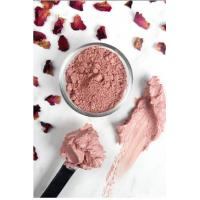 Buy cheap Rose Clay Face Mask Skin care Organic Rose Petals Powder All Natural French Pink Kaolin Exfoliating Facial Mask from wholesalers