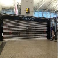 Buy cheap Chinese factory of polycarbonate rolling shutter door / 100% clear transparent rolling door from wholesalers