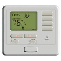 Multi Stage Digital Room Thermostat Heating And Cooling 24V