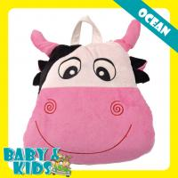 Buy cheap Lovely Cow Shaped Soft Baby Safety Products Children Blanket Pillow for Take Rest from wholesalers
