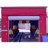 Buy cheap Fully Automatic Tunnel Car Wash Equipment, CE Certified from wholesalers