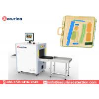Buy cheap Airport X Ray Baggage Scanner Tunnel Size 500mm×300mm High Mobility CE Approval from wholesalers