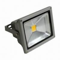 Buy cheap 30W LED Floodlight with 90% Energy-saving and Eco-friendly Features product