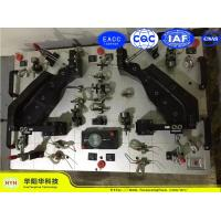 CNC Machining Checking Fixture AutomotiveBracket Gauge Checking Jigs Customized