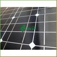 Buy cheap 50 Watt High Efficient Monocrystalline Solar Module With Aluminium Frame from wholesalers