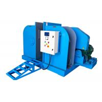 Buy cheap Double Hook Debeader Tire Bead Wire Remover Machine , Waste Tyre Recycling Machine from wholesalers