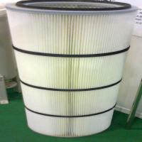 Buy cheap Good High Temperature Performance P84 ( polyimide ) needled fabric filter bag from wholesalers