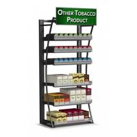 Buy cheap Steel Frame Cigarette Display Cabinet Overhead Cigarette Dispenser For Smoke Shop from wholesalers