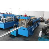 Buy cheap Wall Board  Shutter Roll Forming Machine without Punching 56mm Shaft from wholesalers