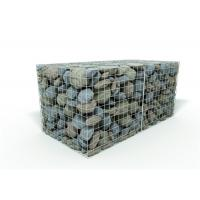 China 2018 Anping wire mesh products electro galvanized gabion mesh mattress price factory Bastion Barrier on sale