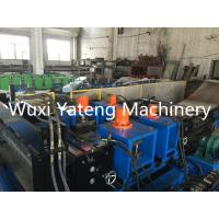 Buy cheap 22KW Main Motor Cable Tray Roll Forming Machine PLC Control Hydraulic Cuting And Punching from wholesalers