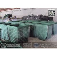 Buy cheap 1.37X1.06X1.06m Military Bastion Barrier | HMil1 Gabion Barrier lined with Geotextile from wholesalers
