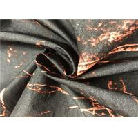 Ultra - Thin Printed Nylon Fabric Marble Pattern Complex Pattern Structure