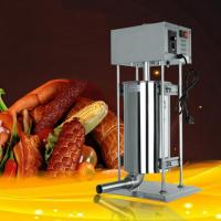 Buy cheap Food Grade Sausage Hot Dog Filling Making Stuffing Machine from wholesalers