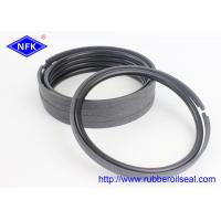 Buy cheap Bronze PTFE Hydraulic Piston Rings 30-90 Shore Hardness For CATERPILLAR Excavator from wholesalers