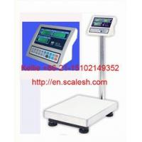 Buy cheap Logistics industry-specific electronic bench scales from wholesalers