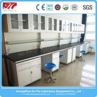 Buy cheap Testing Laboratory Bench With Cabinet Fitting Machines Apparatus In Biology Lab from wholesalers