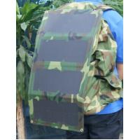 Buy cheap flexible solar panel 28W for backpack from wholesalers