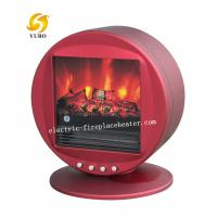 Buy cheap Portable Indoor Rotating Fireplace Home Decorators Electric Fireplace 2000W from wholesalers